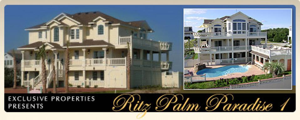 Ritz Palm Paradise I