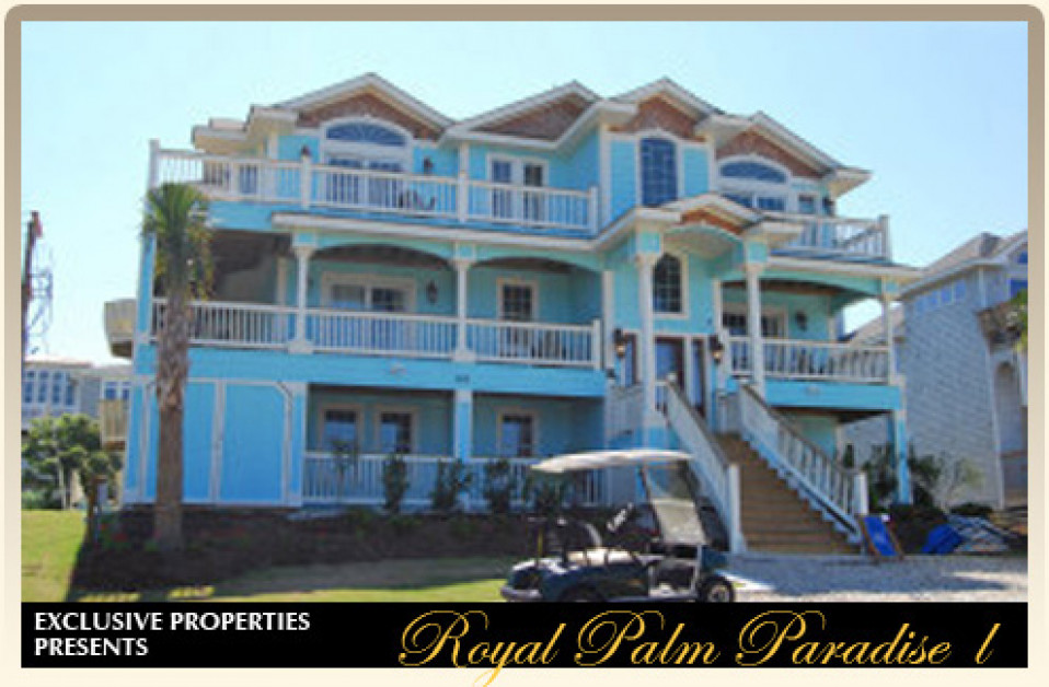 Royal Palm Paradise I